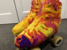 New listing Roller / Ice Skating Boot Covers - Size Large -Free Shipping
