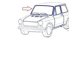 Guarnizione parabrezza predisposta all'inserto Autobianchi A112 1° serie