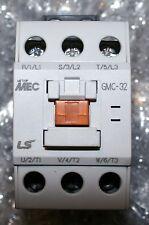 New Altech Corp. GMC-32-00-AC220V Contactor, 3 pole, 32A/380/440V 220V AC Coll