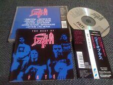 DEATH / best / JAPAN LTD CD OBI