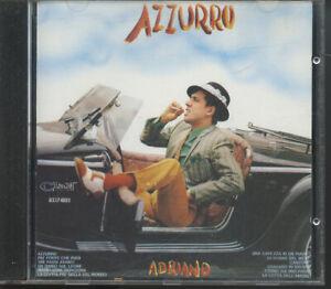 Azzurro Adriano Celentano CD