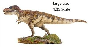 "1/35 Dinosaur Figure Tyrannosaurus T-Rex PNSO Wilson  Limited Model 15"" L in Box"