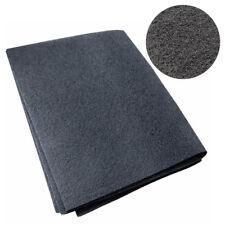Aktivkohlefilter Filterschaum Filtermatte Aktivkohle-Schaumstoff 570mm*470mm*3mm