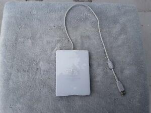 Sony USB Floppy Disk Drive 2X Speed FDD MPF88E-UA White 4/2005