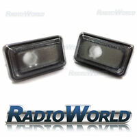 VW Golf Jetta Polo Passat Smoked Side Repeaters Indicators Light Lamp Lense