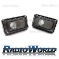 VW Golf Jetta Polo Passat Smoked Side Repeaters Indicators Light Lamp Lense