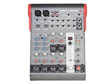 Proel MI10 Mixer 10 canali 2 bus effetti voce per Karaoke Animatori e Canto