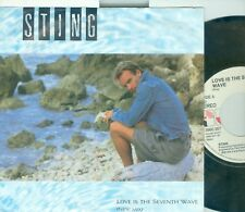 "STING - LOVE IS THE SEVENTH WAVE (  DUTCH A&M 3900357) 7""PS 1984"