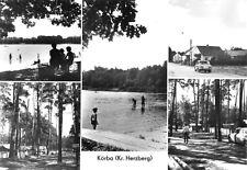 AK, Körba Kr. Herzberg, fünf Abb., 1979