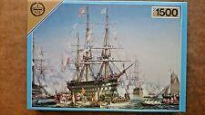 NAPOLEON 3 recevant la reine Victoria 1500 Piece Jigsaw Puzzle Neuf Et Scellé