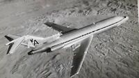 American Airlines Astro Jet Boeing 727 Photo 8×10 Vintage Black and White