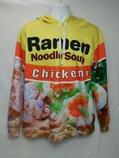 Ramen Noodle Soup XXXL 3XL 3D Print Men Women Hoodie Sweatshirt Pullover