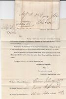 # 1817 LIVERPOOL G TURNER LETTER 'per the ROBERT BURNS' TO DYSON & Co PORTUGAL