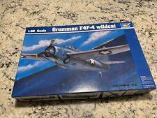 Trumpeter Grumman F4f-4 Wildcat 1/32 Model Kit Estate Sale