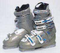Nordica Olympia Women's Ski Boots - Size 7.5 / Mondo 24.5 Used