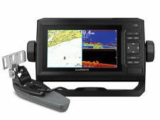Garmin Echomap Plus 62cv Ecoscandaglio Gps Cartografico Nautico Per Barca