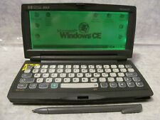 Vintage HP 320LX Hewlett Packard, Palmtop PC w/ Windows CE Works Perfect