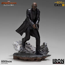 Marvel Art Scale 1:10 7 Inch Statue Battle Diorama - Nick Fury Iron Studios