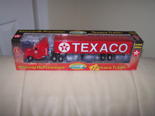 2000  TEXACO  KENWORTH PRECISION TRAILER- GEARBOX- CASE FRESH- LAST ONE- #0801
