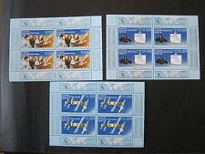 DDR MiNr. 3190-3192 Kleinbogen Satz postfrisch**    (DD 3190-92)