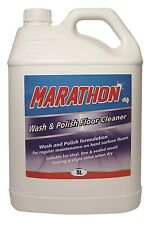Wash and Polish Floor Cleaner 2 x 5Lt