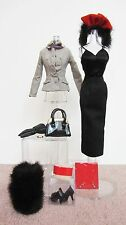 """Outfit Clothing Fashion Royalty FR Lana Turner: Hollywood Suited 12"""" Doll New!!!"""