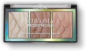 L'Oreal Paris Chroma Morphose Duo chrome Highlighting Palette
