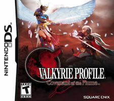 Valkyrie Profile: Covenant of the Plume NDS New Nintendo DS