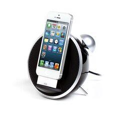 Edifier Tick Tock if230 iPhone 5 Dock radio despertador estación de acoplamiento despertador aux FM