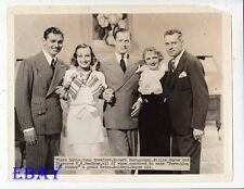 Clark Gable Joan Crawford Director W.S. Van Dyke VINTAGE Ph Forsaking All Others