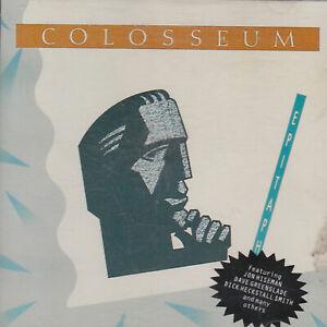 Musik CD: Colosseum Colosseum, funeral doom metal, progressive rock, jazz