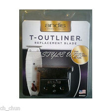 ANDIS T OUTLINER Replacement Blade
