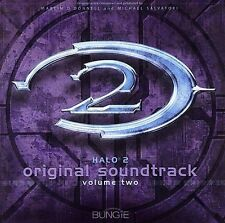 ~COVER ART MISSING~  CD Halo 2, Vol. 2 Soundtrack
