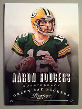 Green Bay Packers AARON RODGERS 2013 Panini Prestige Card #71 California Bears