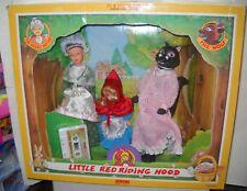 #1155 Vintage Bikin Little Red Riding Hood Doll Set