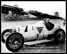 Indy 500 Winner Bill Cummings Photo 8X10 Indianapolis 1934 Race Speedway