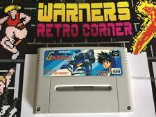 Super Famicom Snes Ntsc J Japan Cyber Formula Cart Only