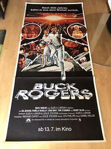 Buck Rogers Kinoplakat Poster A000, 119x255cm, 1979, Gil Gerard, Erin Gray