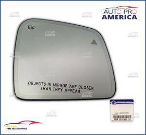 OEM MOPAR 2011-2020 JEEP GRAND CHEROKEE RH Mirror Glass w/ Blind Spot 68082634AB