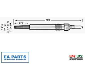 Glow Plug for MERCEDES-BENZ NGK 4275