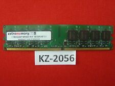 1 x 1GB extreMEmory DDR2 RAM 667MHz PC2-5300U CL5 667D50-E1-Th-R #KZ-2056