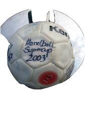 Handball Männer Kempa , Supercup 2003, signiert