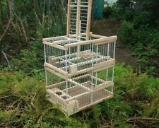 Cage with one Trap // Trap Birds // Hunting Birds Cage // Catch Birds
