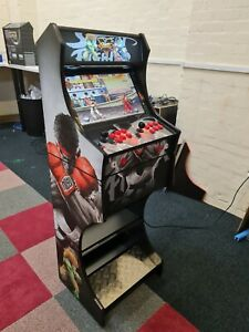 Arcade Machine 2 Player - Street Fighter v3 Themed Design over 7000 Games