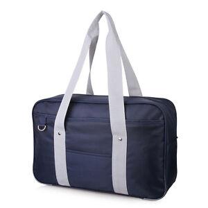 Japanese School Uniform Student Handbag Shoulder Crossbody Bag Cosplay Bags