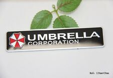 D942 Umbrella auto aufkleber top 3D Emblem Badge Plakette car Sticker