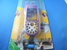 Original Nokia Xpress-on Cover Purple für 3650 Facade SKR-325 Neu New Front Back