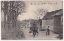 Capel St. Mary Street, Ipswich, Suffolk Postcard, B693