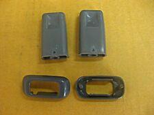 TOYOTA HILUX PICKUP LN85 LN111 LN106 89-97 DOOR LOCK KNOB & SURROUND 2SET si378