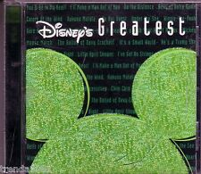 DISNEYS GREATEST Vol 2 CD BE OUR GUEST MICKEY MOUSE MARCH HE'S A TRAMP Rare